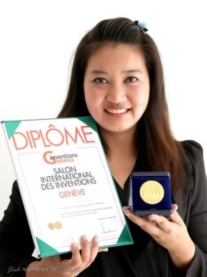 Breezy ได้รับรางวัลเหรียญทอง นวัตกรรมใหม่ ฟื้นฟูผู้ป่วยเบาหวาน doodeeshop